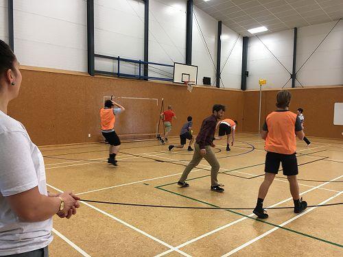 Staff vs Students Futsal 12/06/20