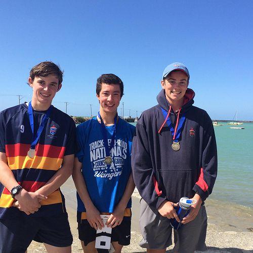 South Island Triathlon, JMC Team