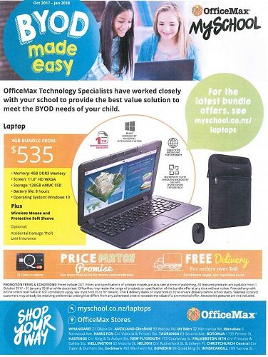 BYOD - Officemax