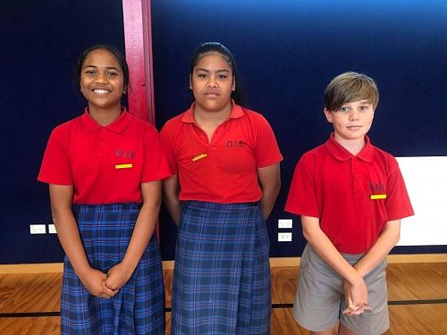 Kowhai House Captains 2020