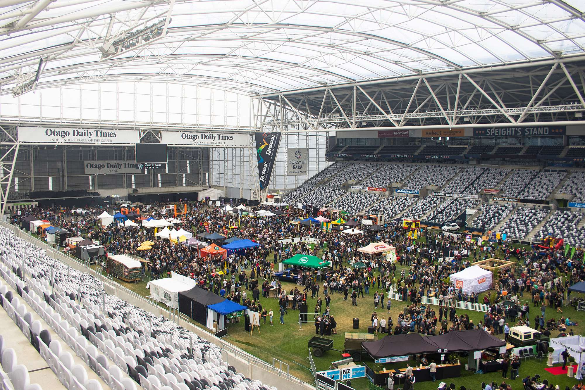 2016 Dunedin Craft Beer & Food Festival
