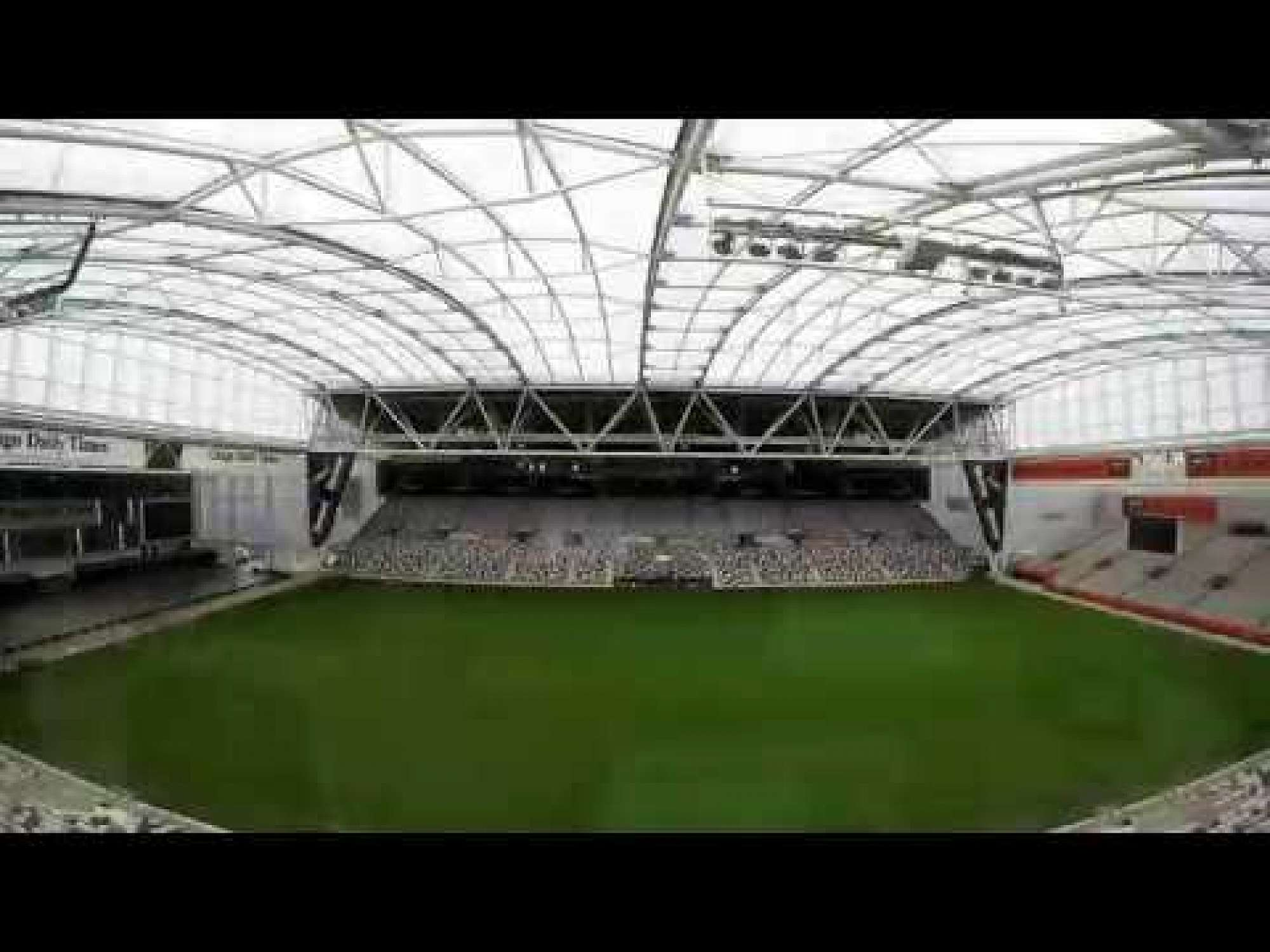 Forsyth Barr Stadium Turf Renovation 2017