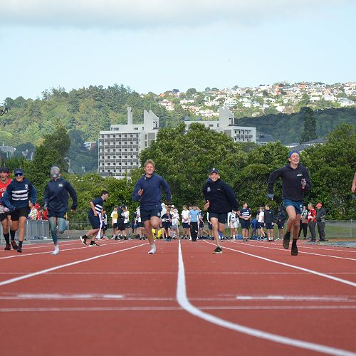 2019 Athletics Day