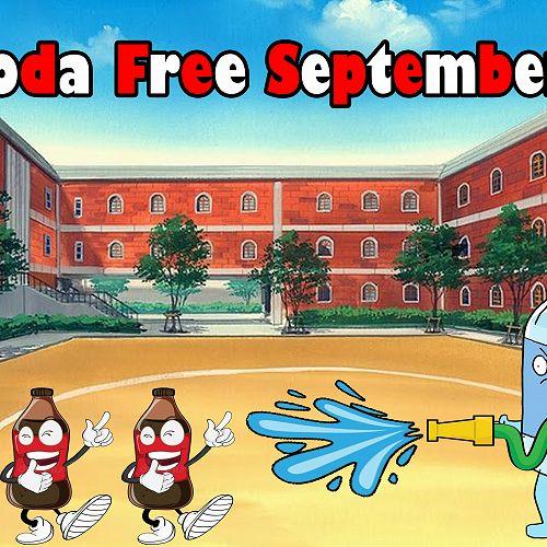 Soda Free September