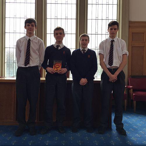 Year 10 Prepared Reading winners