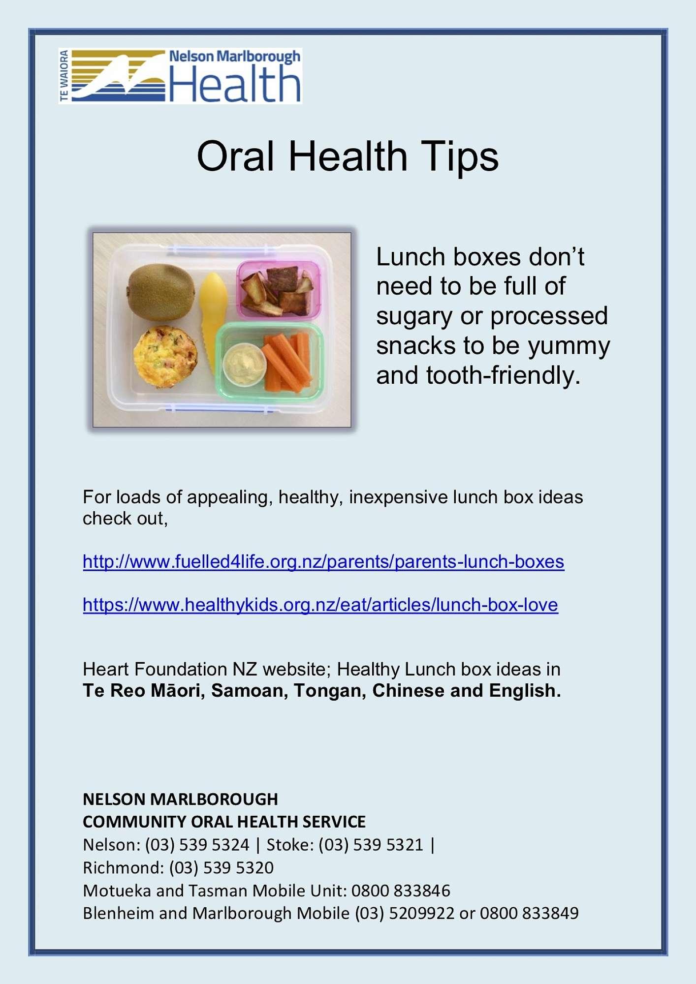 Yummy oral service