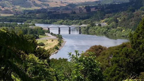 Waikato River, Franklin District