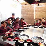 Japanese Students Field Trip toDaikoku Restaurant