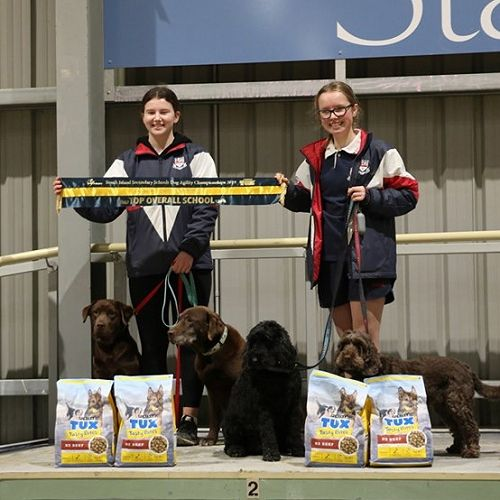 South Island Secondary Schools' Dog Agility Championships