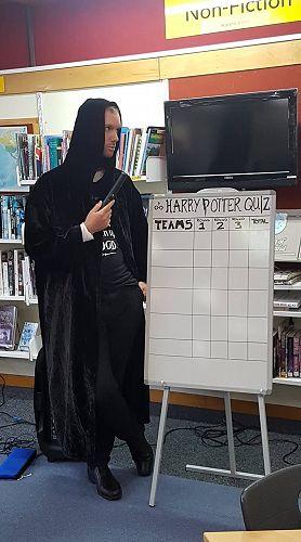 2019 Harry Potter Quiz