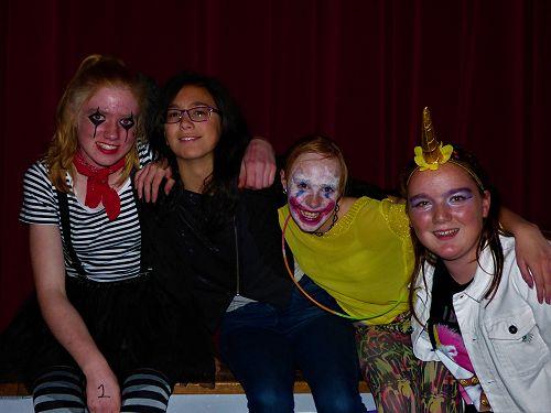 'Carnival' School Social
