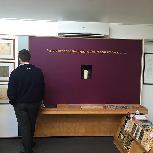 New Zealand Holocaust Centre