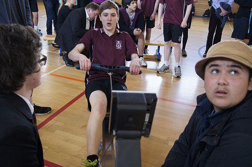 Aoraki Indoor Rowing