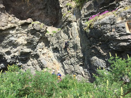 Year 12 PE - Rock Climbing, Long Beach