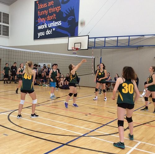 TVSS Junior Volley Championships