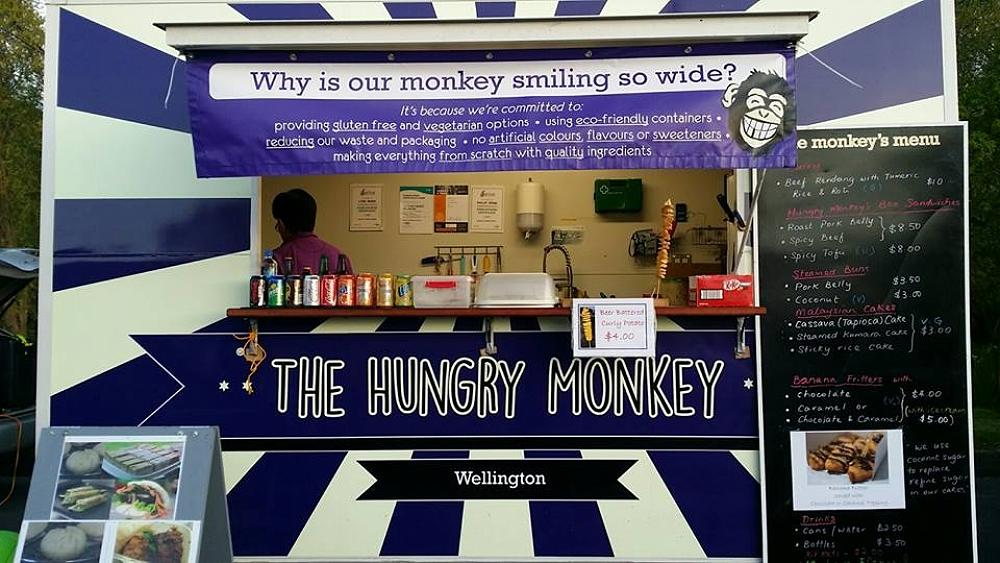 The Hungry Monkey Food Truck