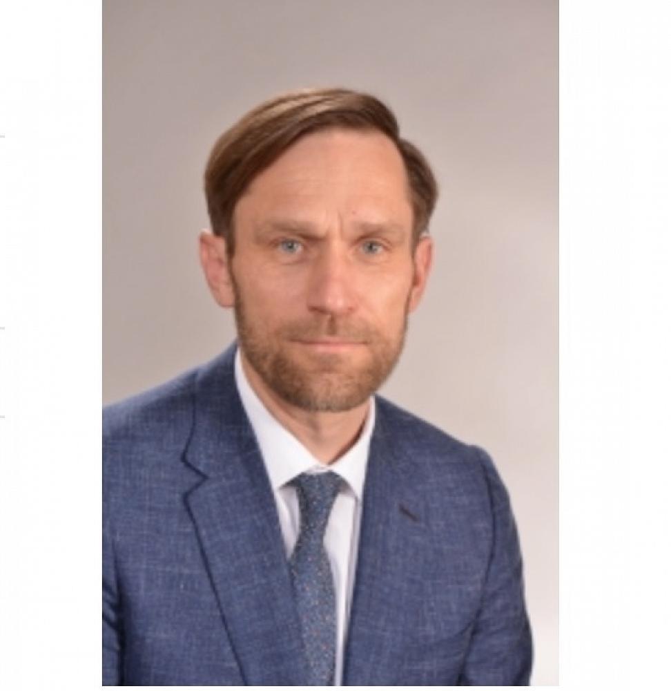 Associate Professor Niels Kjaergaard