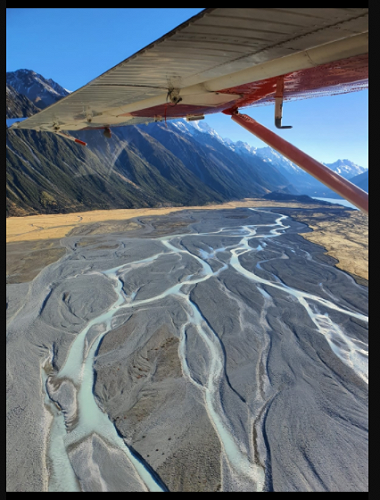 Year 12 Geography trip to Mt Cook