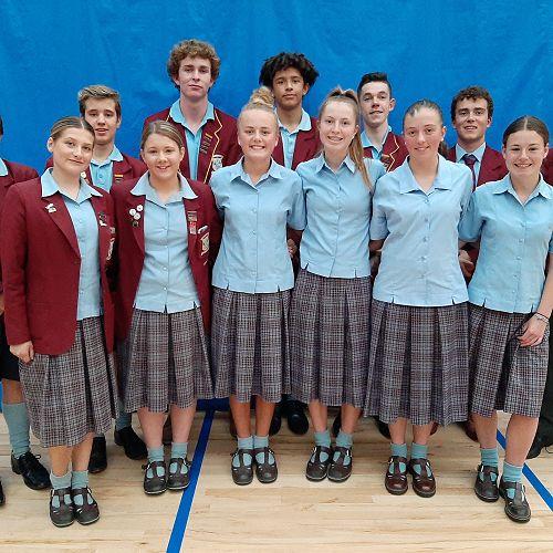 Roncalli College Student Finalists