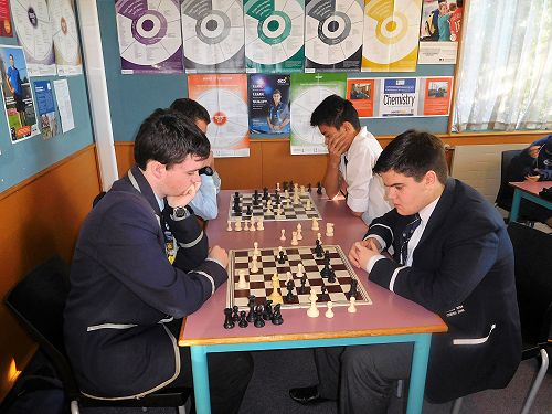 King's Interschool - Chess