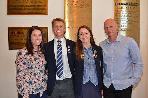 2018 Prefects Assembly