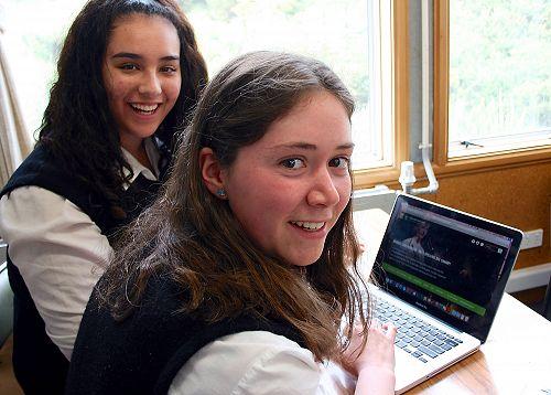 Student content creators