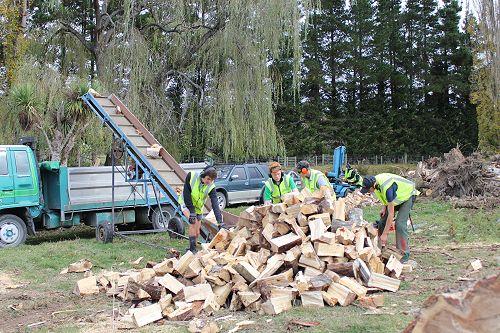 PIA Firewood