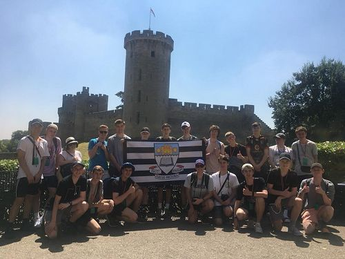 2018 OBHS Humanities trip to Europe
