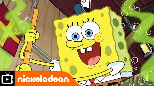 SpongeBob SquarePants | Evil Spatula | Nickelodeon UK