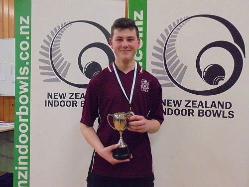 National Champ in Bowls again