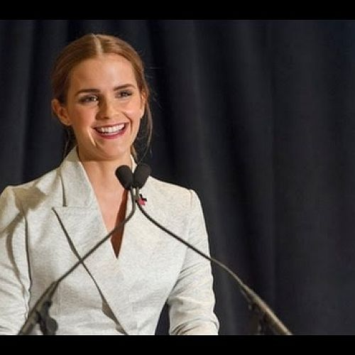 Video: Emma Watson at the HeForShe Campaign 2014 - Official UN Video