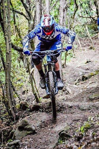 Ben Friel wins Under20 at 3 Peaks Enduro