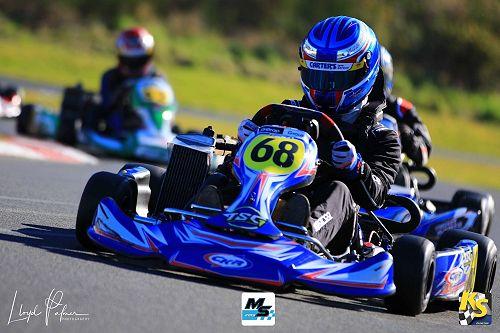 Thomas Flynn ~ Track Karting