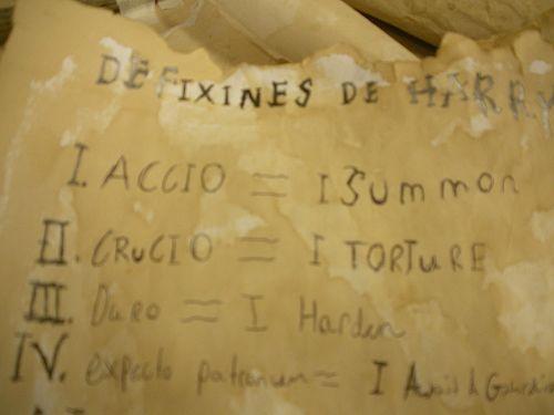 Year 9 Latin Roman Scroll Project