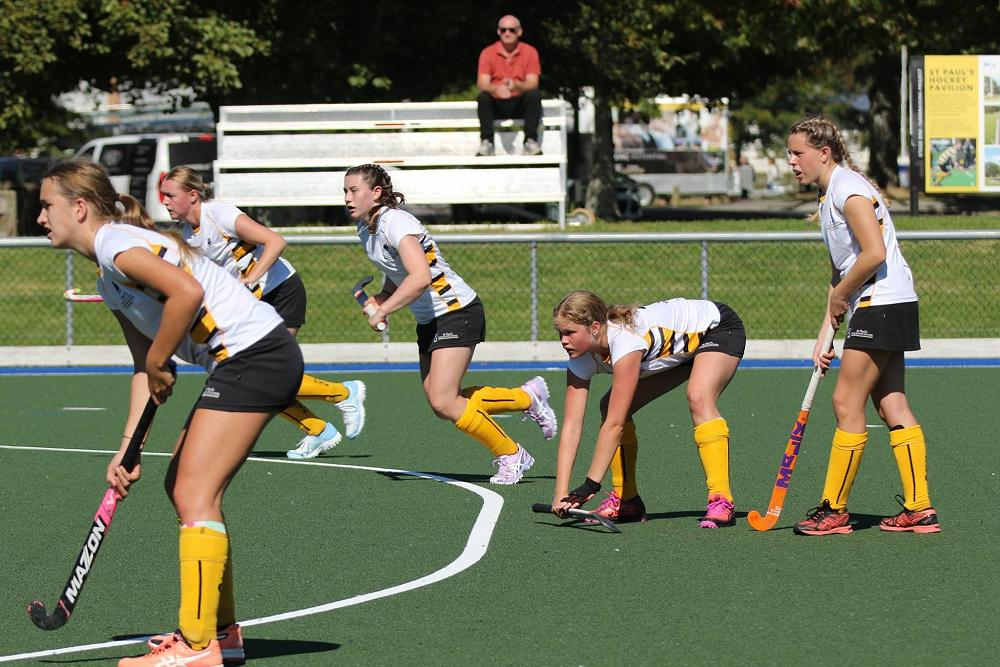Hockey Girls Sticks It To The Competition At Easter Tournament