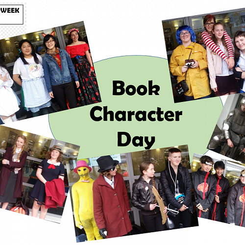 Book Week 2019 - Book Character Day