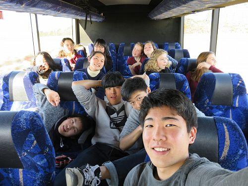 International Tekapo Trip