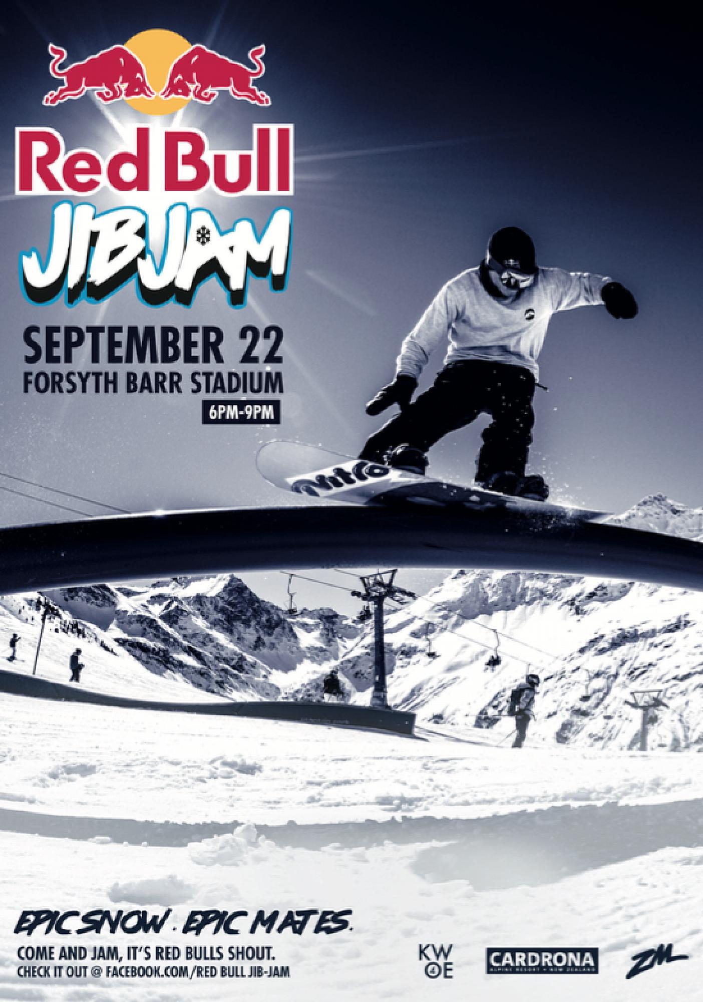 2016 Red Bull Jib-Jam