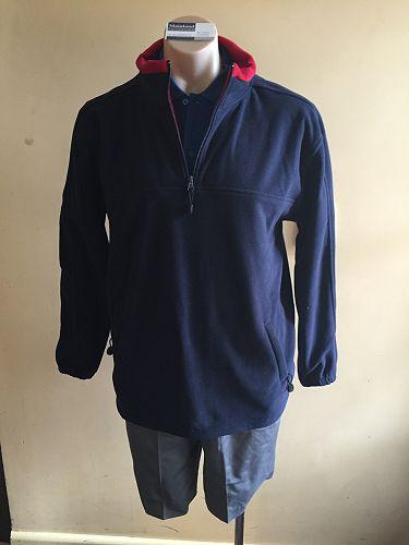 Boys uniform and school polar fleece jacket