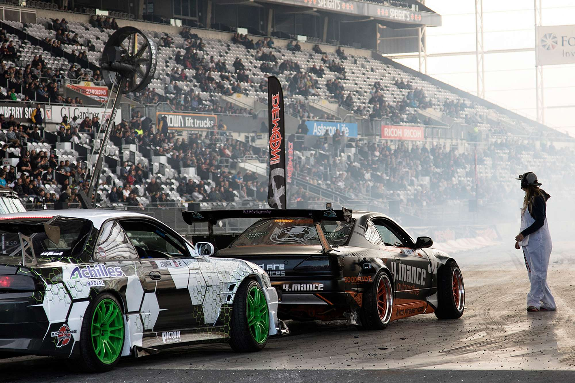 Demon Energy D1NZ National Drifting Championship