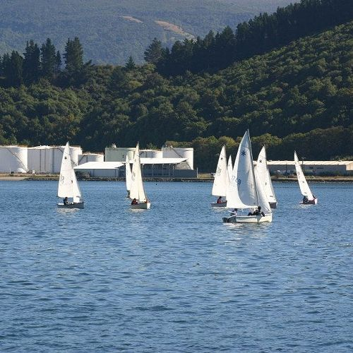 South Island Secondary School Regatta