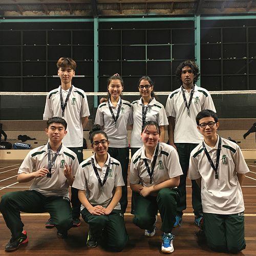SISS Badminton Championships - Dunedin 2021