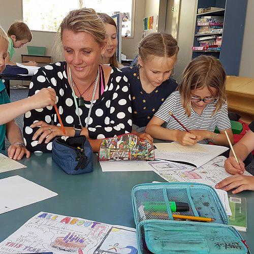 Sally Craw - Year 5 Teacher