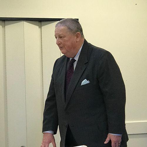 Prof Martin Ferguson