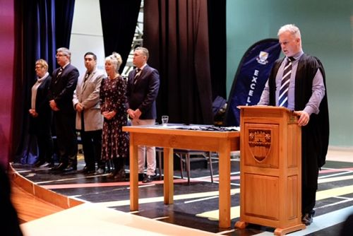 Summer Sports Blues and National Honours Assembly