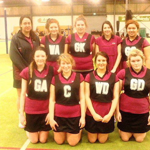 Secondary Schools Netball Team