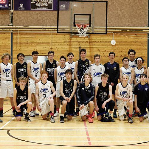 OBHS v CBHS Interschool - Basketball