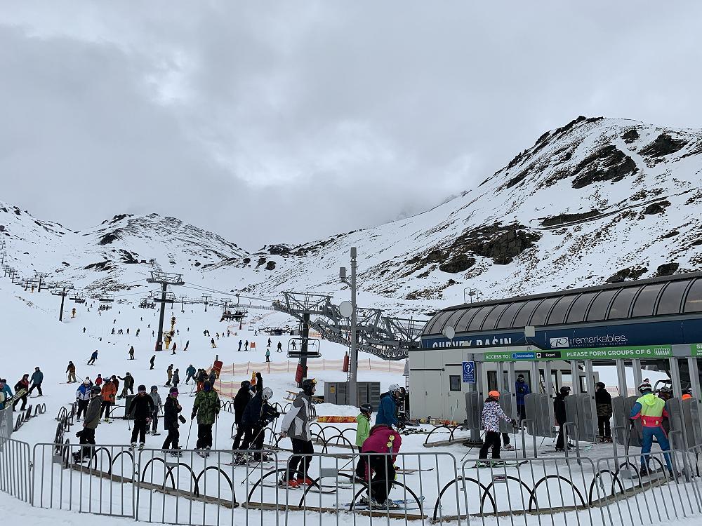 Ski Trip, August 2020