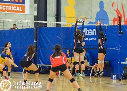 New Zealand Secondary Schools' Volleyball Champs