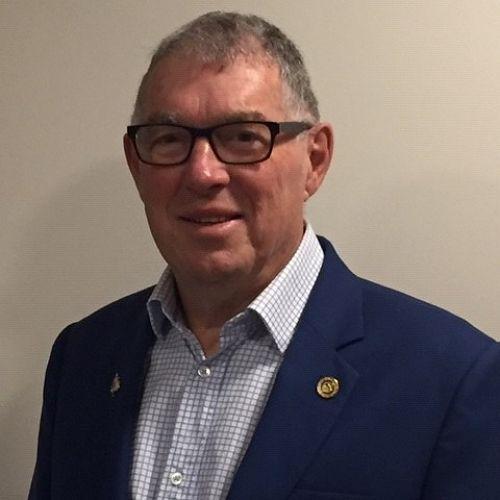 D9970 Governor Gary Hopkinson